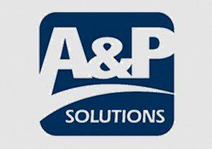 Logo de empresa A&P - Solutions