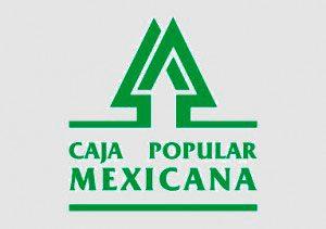 Logo de empresa Caja Popular Mexicana
