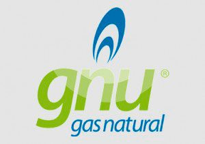 Logo de empresa GNU - Gas Natural