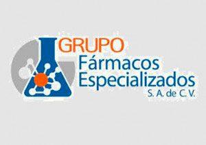 Logo de Grupo Fármacos Especializados S.A. de C.V.