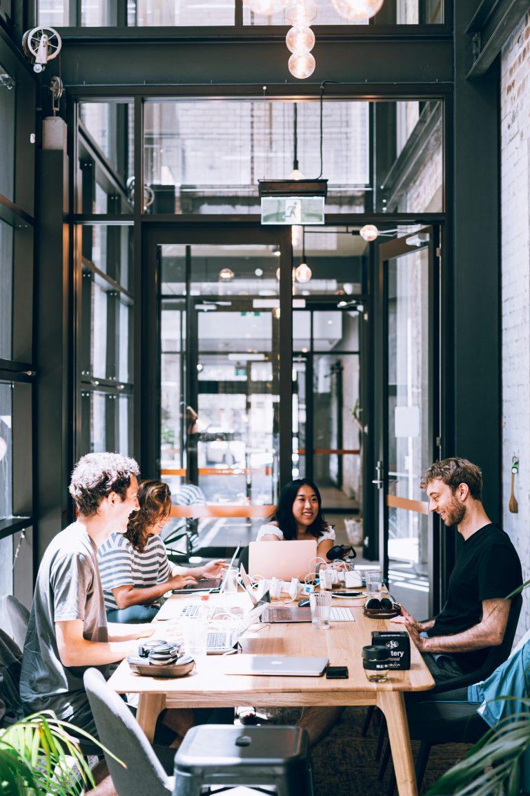 Balance vida trabajo convivencia en la oficina